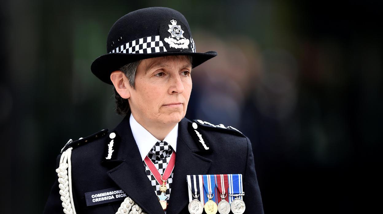 La jefa de la policía británica confiesa su homosexualidad