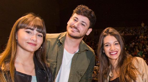 Aitana, Cepeda y Ana Guerra