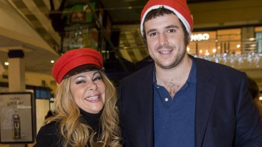 Ana Obregón confirma aliviada que «la pesadilla» de su hijo ha terminado