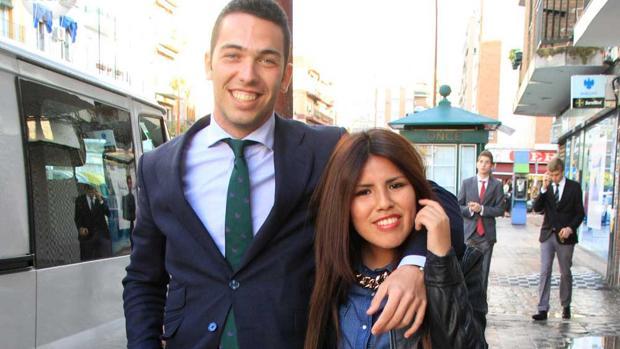 Chabelita y Alberto Isla