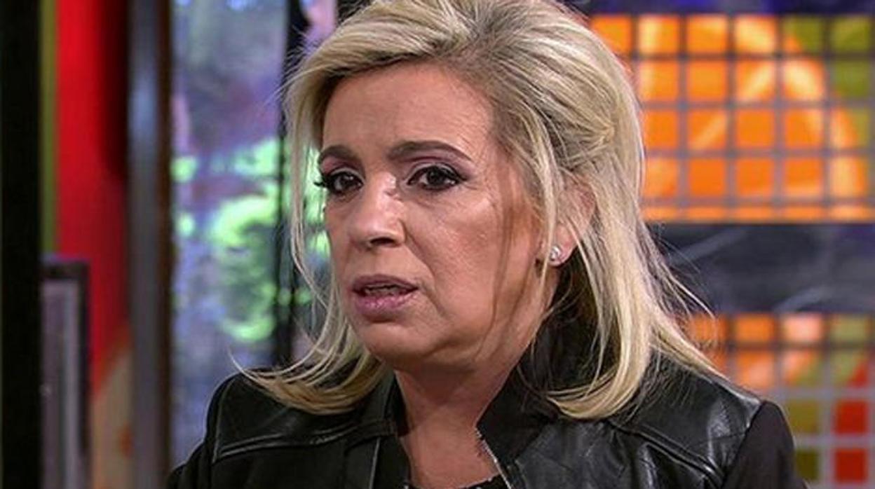 d116fa4129 Sálvame: Carmen Borrego podría estar al borde del divorcio