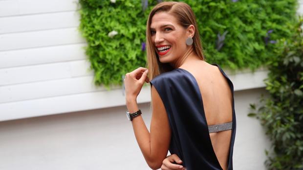Laura Sánchez: «No hay que crucificar a los hombres porque te vaya mal con uno»