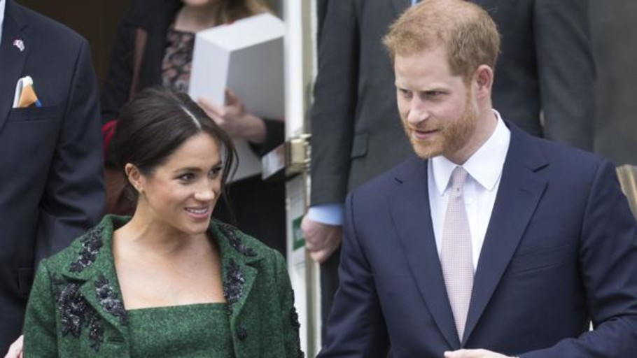 Todo a punto para el inminente nacimiento del primer hijo de los Duques de Sussex