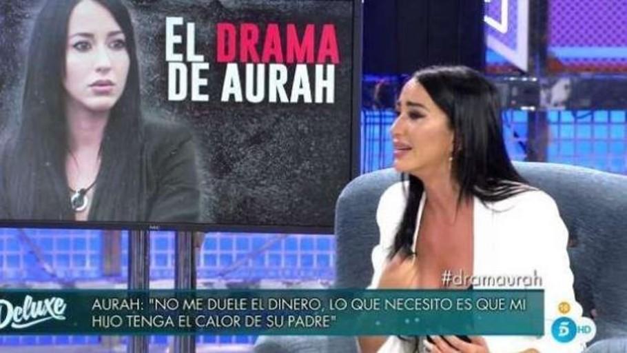 Aurah Ruiz: «Jesé quiso quitar los sensores que mantienen con vida a nuestro hijo»
