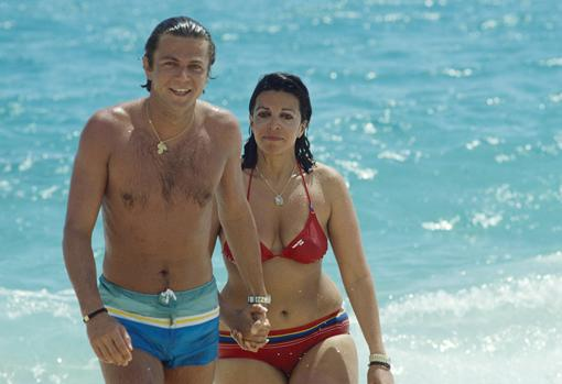 Fallece en Atenas el último amor de Christina Onassis