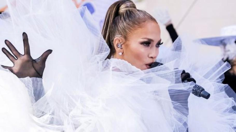La hija de Jennifer López y Marc Anthony sorprende con su talento musical