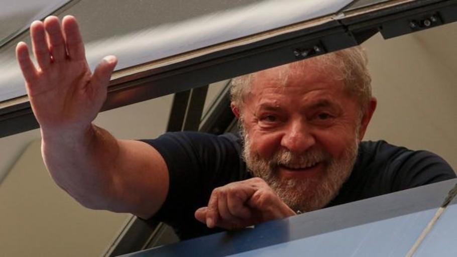 Lula da Silva, un preso enamorado que ya sueña con su boda
