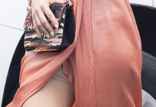 """Un """"descuido"""" de Jennifer López deja al descubierto su ropa interior"""