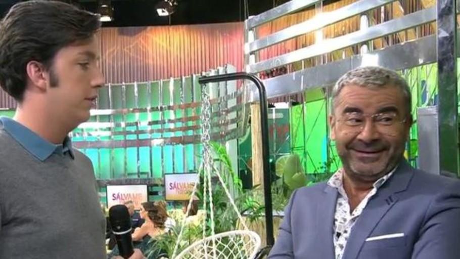 Jorge Javier Vázquez se ríe en directo del «pequeño Nicolás»: «Vas a ir a la cárcel»