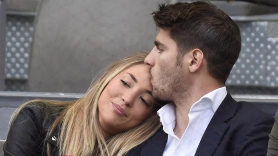 Álvaro Morata y Alice Campello ponen en venta su casa tras el robo