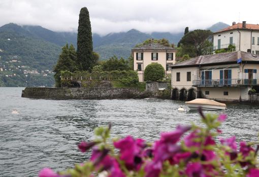 La fabulosa mansión de Villa Oleandra, propiedad de los Clooney