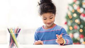 Cómo organizar los deberes de los niños en Navidades