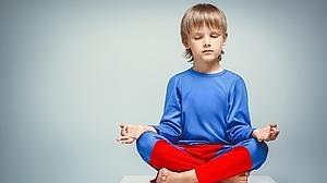 Los beneficios de la meditación en niños