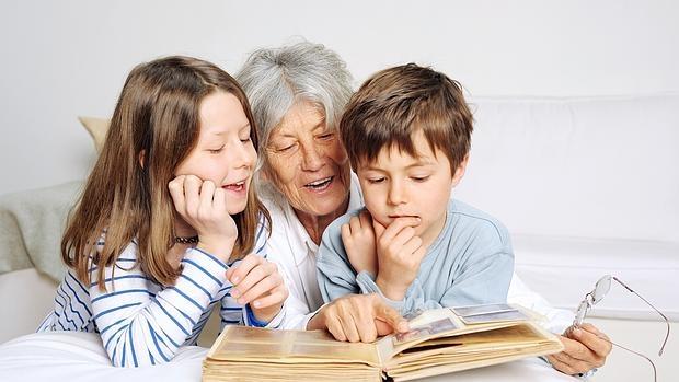 ¿Por qué muchos abuelos no ven a sus nietos?