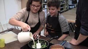 Clases de cocina para niños, un fenómeno en expansión