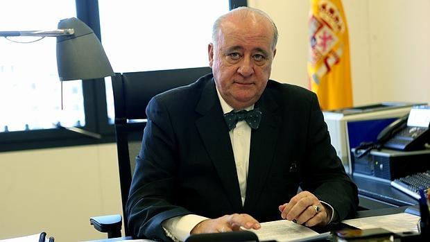 Javier Huete, Fiscal de Sala Coordinador de Menores