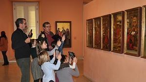 Una divertida forma de visitar el Thyssen en familia