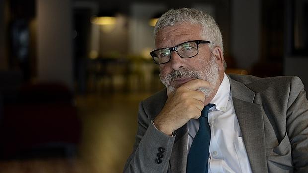 El filósofo navarro Gregorio Luri es autor del libro «Mejor Educados»