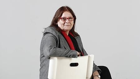 Ana María Llopis, presidenta de la cadena supermercados DIA