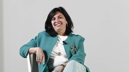 Rosa Garcia, presidenta y consejera delegada de Siemens España
