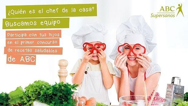 Concurso Cocina   Apuntate Al Concurso De Cocina Saludable Para Ninos
