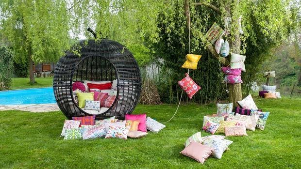 Cinco Ideas Para Sacar Partido A Tu Jardin - Ideas-para-jardines