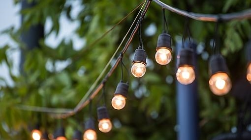Cinco ideas para sacar partido a tu jard n for Luces decorativas jardin