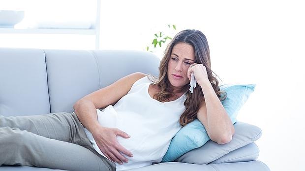 f8ea255cb Una de cada cinco madres presenta algún trastorno mental durante el embarazo  o el posparto