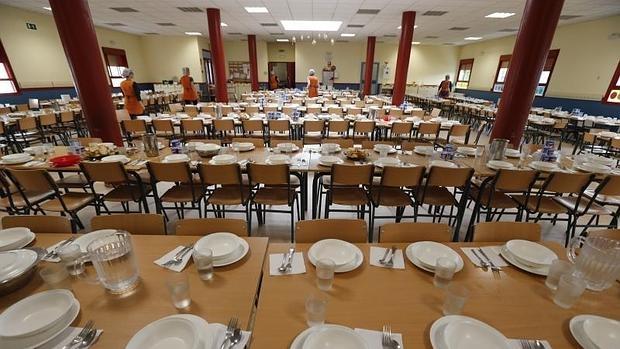 La pol mica por la comida de los comedores escolares est for Empresas comedores escolares