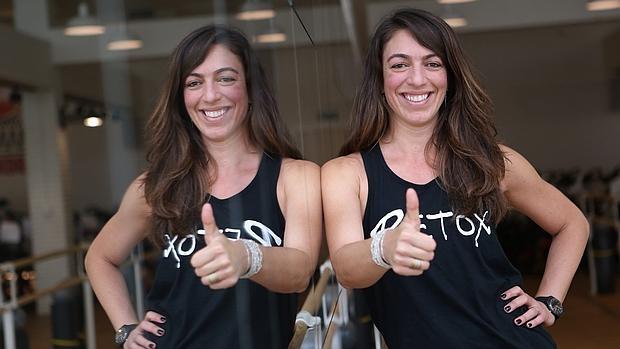 Imparato, gurú neoyorkina autora del libro de yoga «Retox» y creadora del I.AM.YOU. Studio