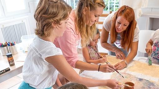 Actividades divertidas el The Home Academy