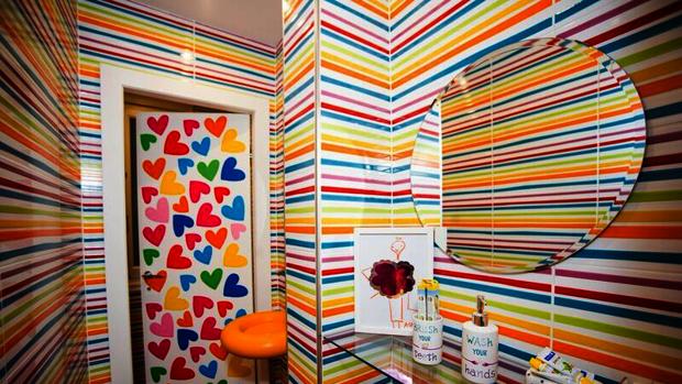 Agatha Ruíz de la Prada ha diseñado la decoración de la clínica dental Ciro para niños