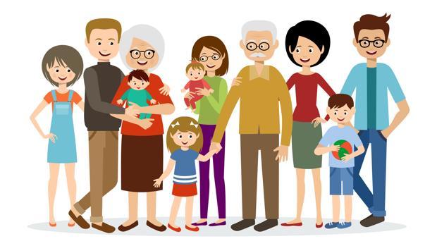 Cu ndo hablamos de familia for Concepto de familia pdf