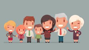 Cincuenta medidas para salvar a la familia