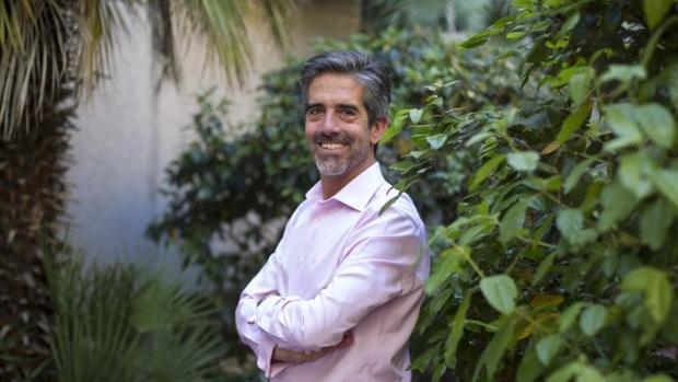 Nacho Tornel, autor de «EnParejArte»