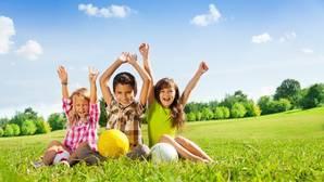 ¿Quién cuida de los niños durante el verano?