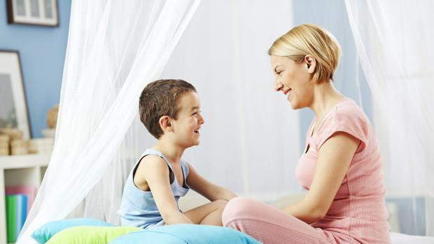 ¿Cuál es el mejor momento para «la charla padre e hijo»?
