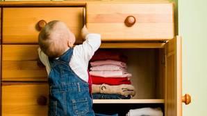 ¿Es segura mi casa para los primeros pasos de mi bebé?