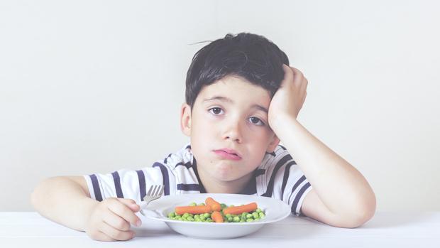 Las alergias alimentarias aumentan entre los niños españoles