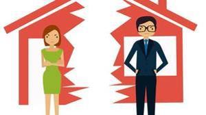 El número de divorcios ante notario duplica al de bodas