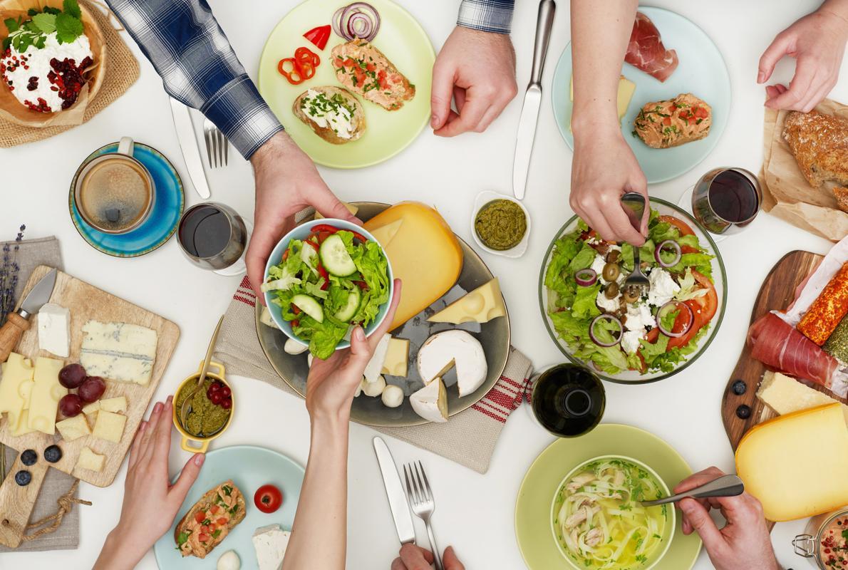 Hay que educar a los padres para que los ni os coman bien for Cena en frances