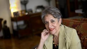 La pensadora Eva Levy