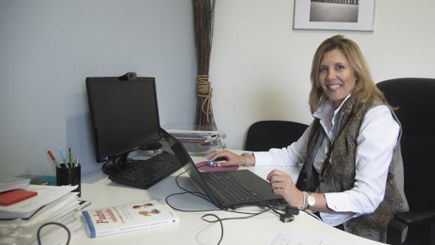 Teresa Rosillo, psicóloga y autora del libro «Padres saludables