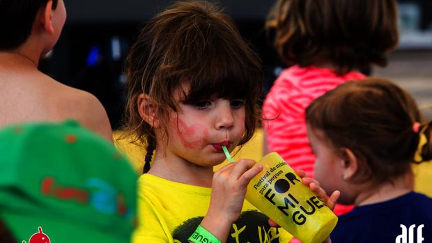 Formigues: un festival musical para niños en la cuna del FIB