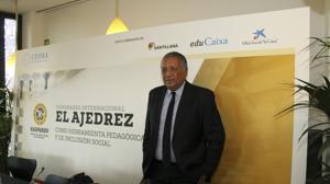 Hiquíngari Carranza, impulsor de la iniciativa