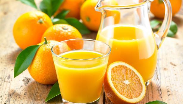 Un vaso de zumo diario aporta el 65% de vitamina C que necesita una embarazada