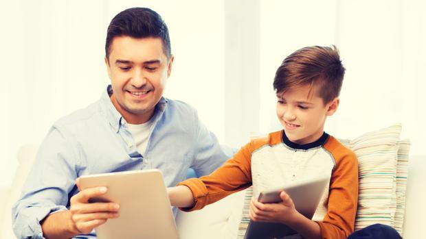 Las 7 claves para educar a los hijos digitales