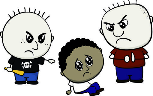 Las víctimas de acoso escolar, cada vez menos solas