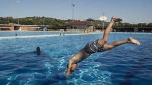Un 52% de estas muertes ocurrieron en piscinas privadas