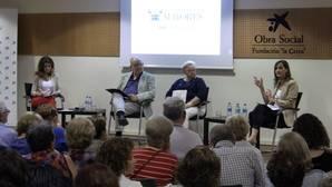 Jornada «Conversaciones de Mayores» celebrada en EspacioCaixa Murcia